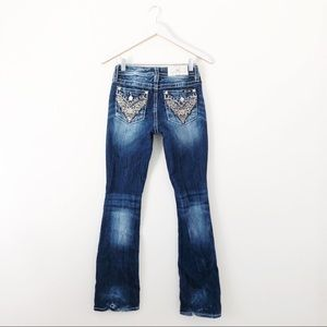 Miss Me Chloe Boot Cut Jeans
